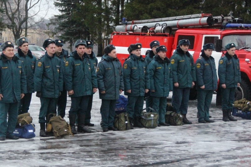 Оперативная обстановка на территории Хабаровского края на 12 января 2021 г.