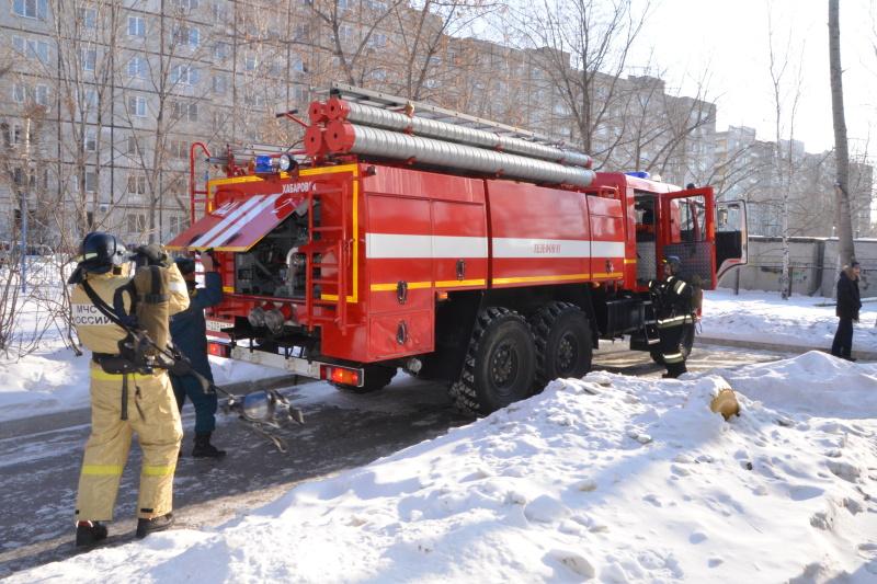 Оперативная обстановка на территории Хабаровского края на 16 января 2021 г.