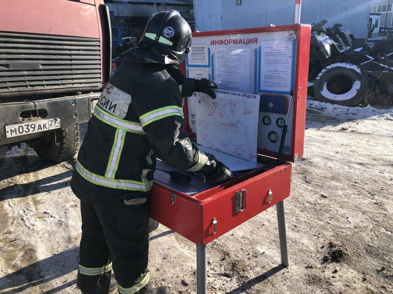Оперативная обстановка на территории Хабаровского края на 19 января 2021 г.