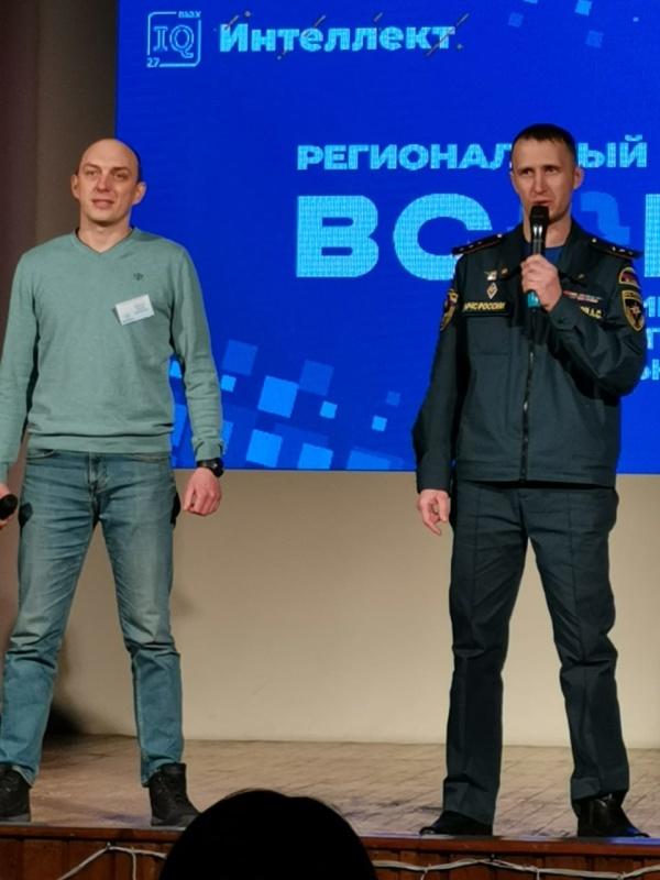 В Хабаровском крае стартовал региональный этап Всероссийской олимпиады школьников по ОБЖ