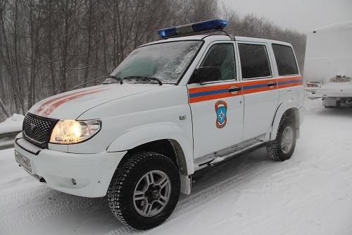 Оперативная обстановка на территории Хабаровского края на 23 января 2021 г.