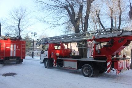 Оперативная обстановка на территории Хабаровского края на 25 января 2021 г.