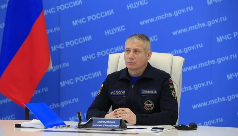 МЧС России продолжает работу по совершенствованию контрольно-надзорной деятельности