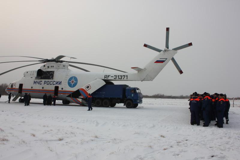 Оперативная обстановка на территории Хабаровского края на 30 января 2021 г.